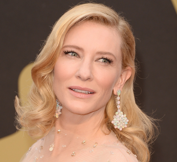 Cate Blanchett | Photo: Pinterest from dia de Beaute